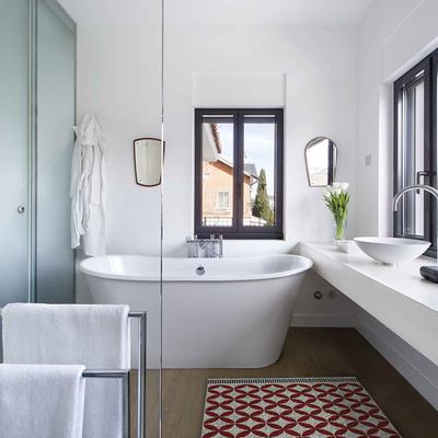 Tendencias decorativas, bañeras exentas
