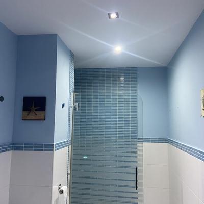 Pintado de cuarto de Baño