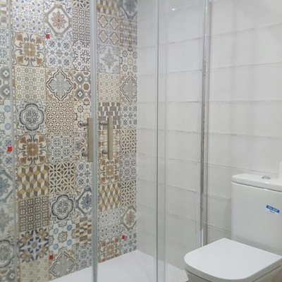 Terminación del baño