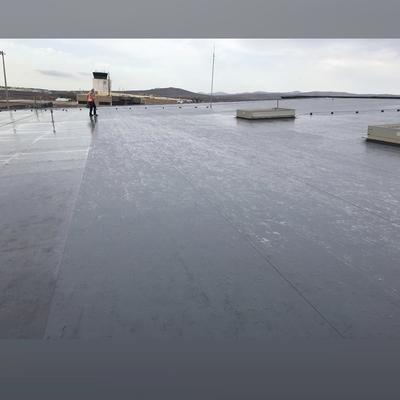 Impermeabilizacion aeropuerto en canaria