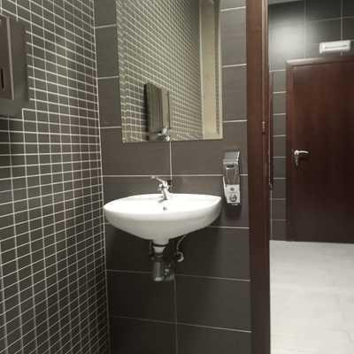 Reforma Baño en Restaurante
