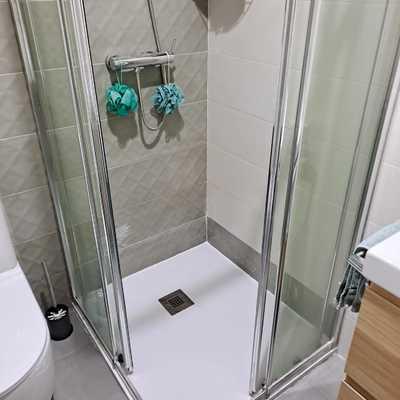 Sustitución urgente del palto ducha en 8h