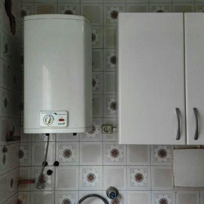 Cambio de caldera por calentador y calefacción, Vizcaya