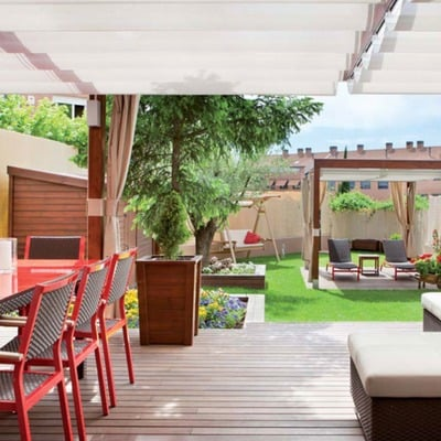 9 reglas de oro para disfrutar de una terraza perfecta