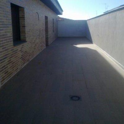 Impermeabilización de terraza de 150m2 !!
