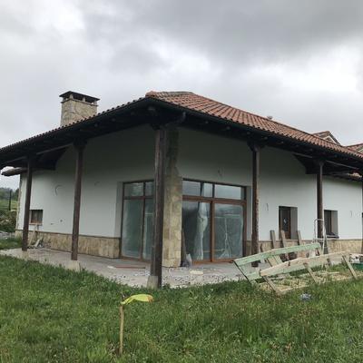 Casa construida en Valdesoto