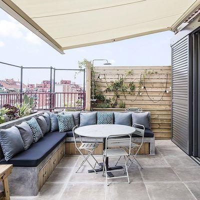 5 pasos para impermeabilizar la cubierta de tu terraza