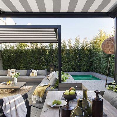 Cómo decorar tu terraza según el feng shui