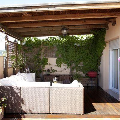 Obra seca en la terraza: reformas exprés para anticiparte al verano