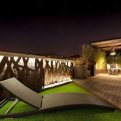 10 terrazas en áticos que se llevan todos los piropos