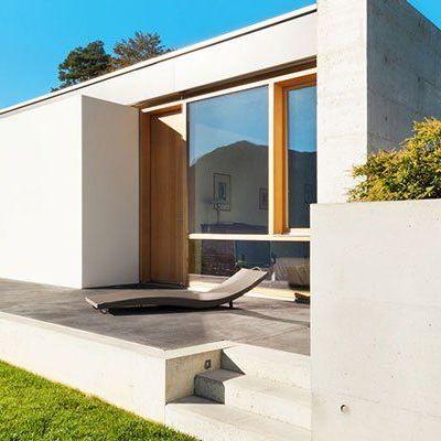 5 razones para apostar por el microcemento en la terraza