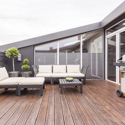 Los mejores suelos para tu terraza
