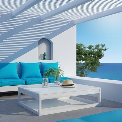 Cómo conseguir una terraza más acogedora y estilosa
