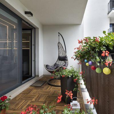8 terrazas pequeñas que enamoran