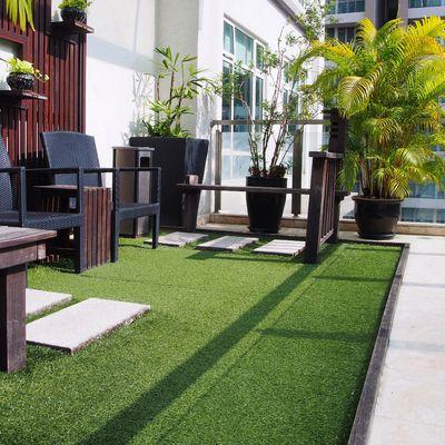 Cómo elegir el mejor césped artificial para tu jardín o terraza