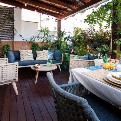 7 Tips para tener tu terraza siempre lista