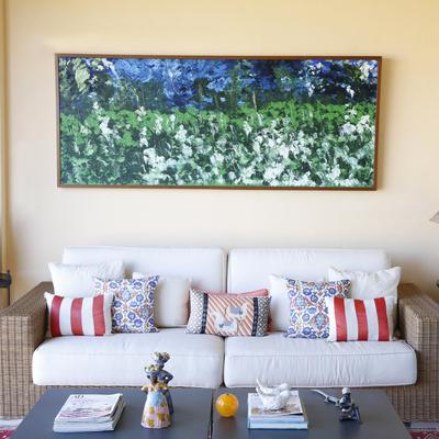 La quinta Golf Marbella, una vivienda elegante y ecléctica