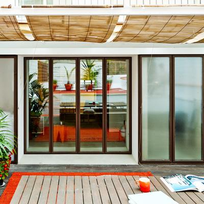 Cerrar la terraza pin it with cerrar la terraza - Como cerrar terraza ...