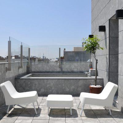 Presupuesto cerrar terraza atico online habitissimo - Cerrar la terraza ...