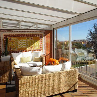 7 opciones para disfrutar de tu terraza todo el año