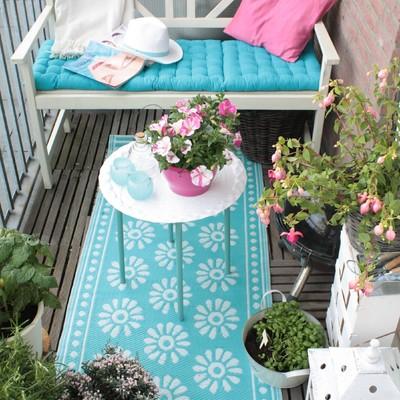 8 ideas low low cost para tu terraza