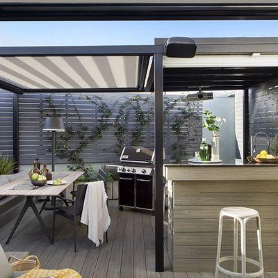 7 Ideas para pasar todo el año en la terraza