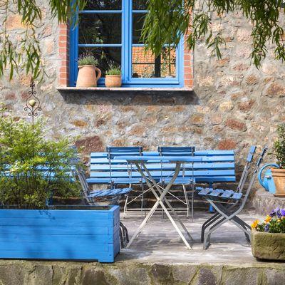 Ideas sencillas para darle vida a tu terraza