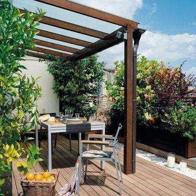10 terrazas que triunfan por su sencillez