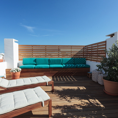 ¿A qué no sabes cuál es el suelo ideal para tu terraza?