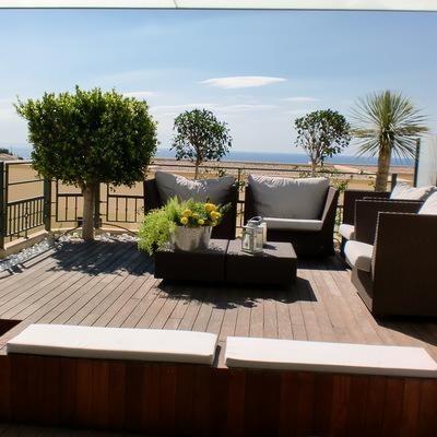 Reforma vivienda sierra de Altea, Alicante
