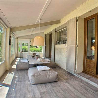 Ideas y fotos de cerramientos para inspirarte habitissimo - Cubierta para terraza ...
