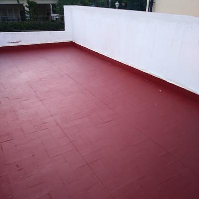 Rehabilitación e impermeabilizacion de terraza en vivienda unifamiliar