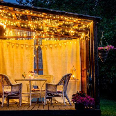 Cómo crear una zona chill out en tu terraza