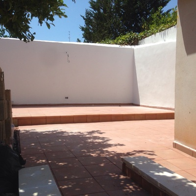 Arreglo Terraza
