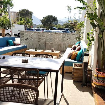 Terraza restaurante