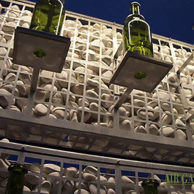 Terraza Restaurante de Bodegas Dinastía Vivanco