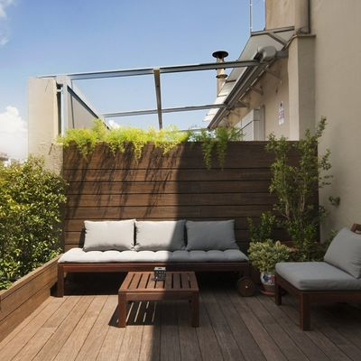 Ideas para vallar tu terraza sin perder estilo