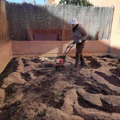 Saneamiento de terreno