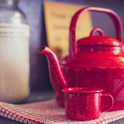 Tazas y teteras para disfrutar de un buen té