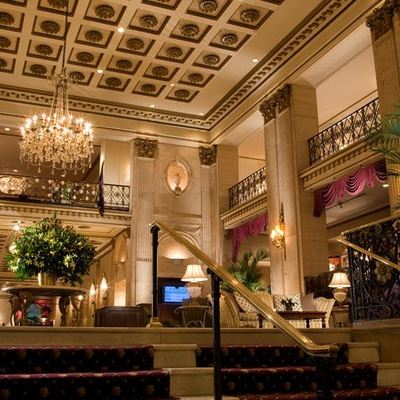 The Roosvelt Hotel (interior)
