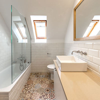 Tiana House - Baño en primera planta