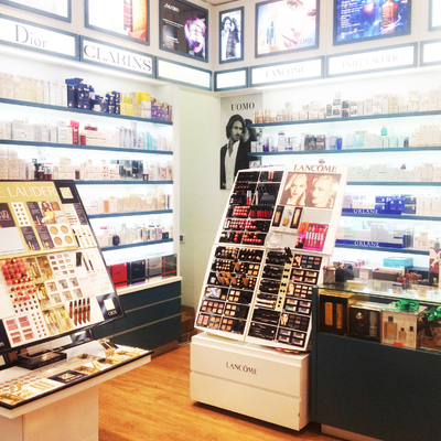 Tienda de perfumes en Madrid