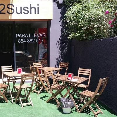 Tienda de venta de alimentos (Sushi)