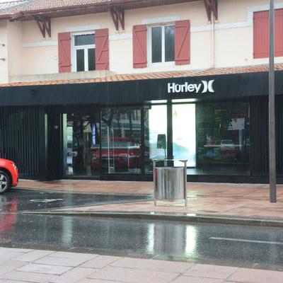 Tienda Hurley Sorts (Hossegor, Francia)