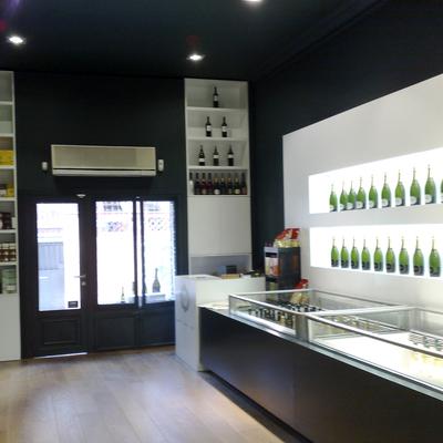 Tienda Parxet en Sarria 2008