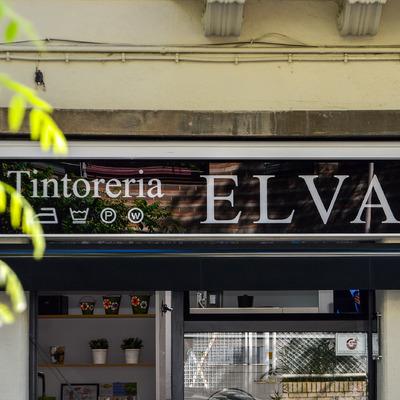 Reforma Tintorería Elva en Barcelona