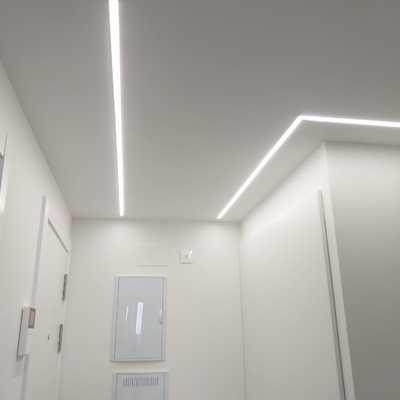Iluminción integral de vivienda
