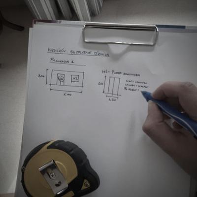 Certificación Energética de Piso en Bloque de Viviendas