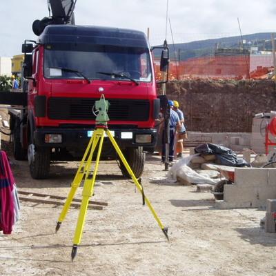 Edificio de viviendas en zona Galdar (fase de construcción y cimentación