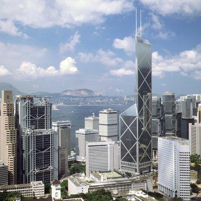 Torre del Banco de China Hong Kong